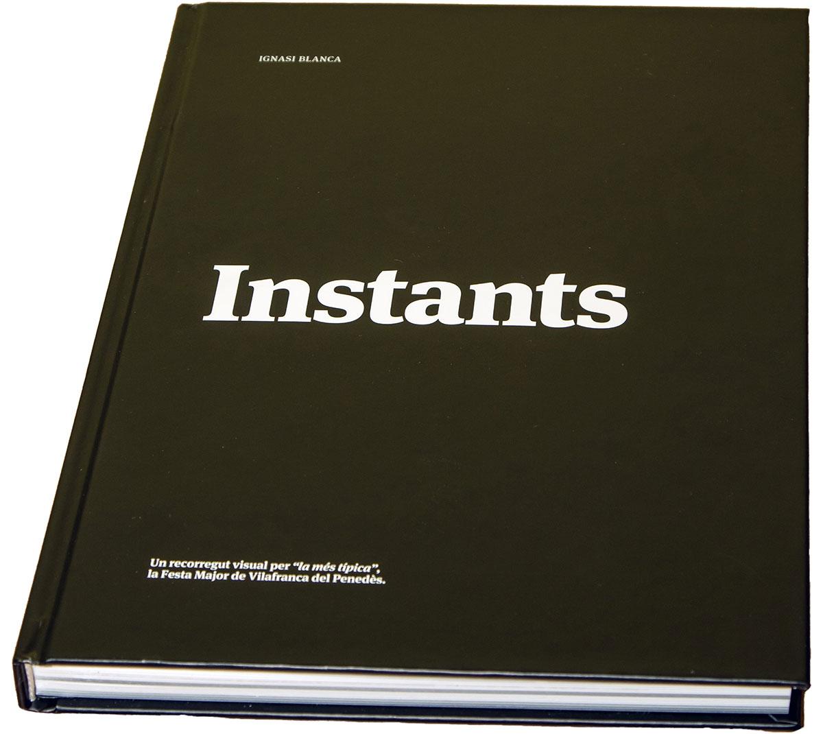 Portada Llibre Instants